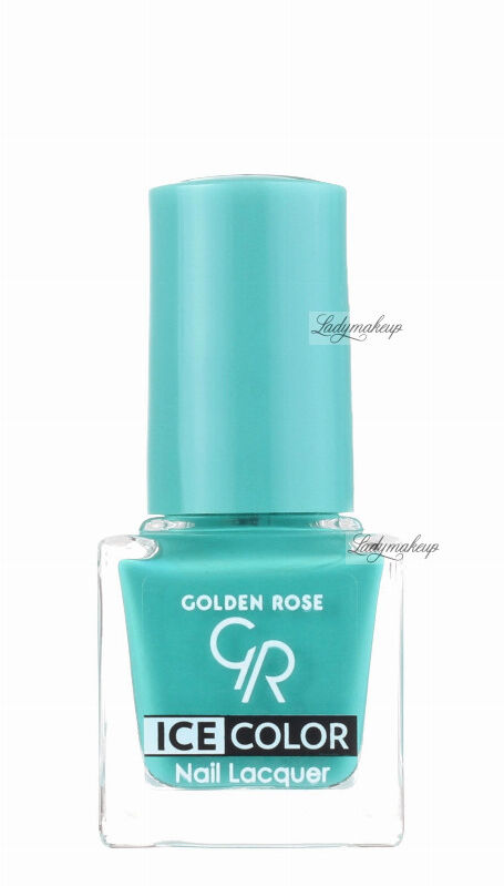 Golden Rose - Ice Color Nail Lacquer  Lakier do paznokci - 156