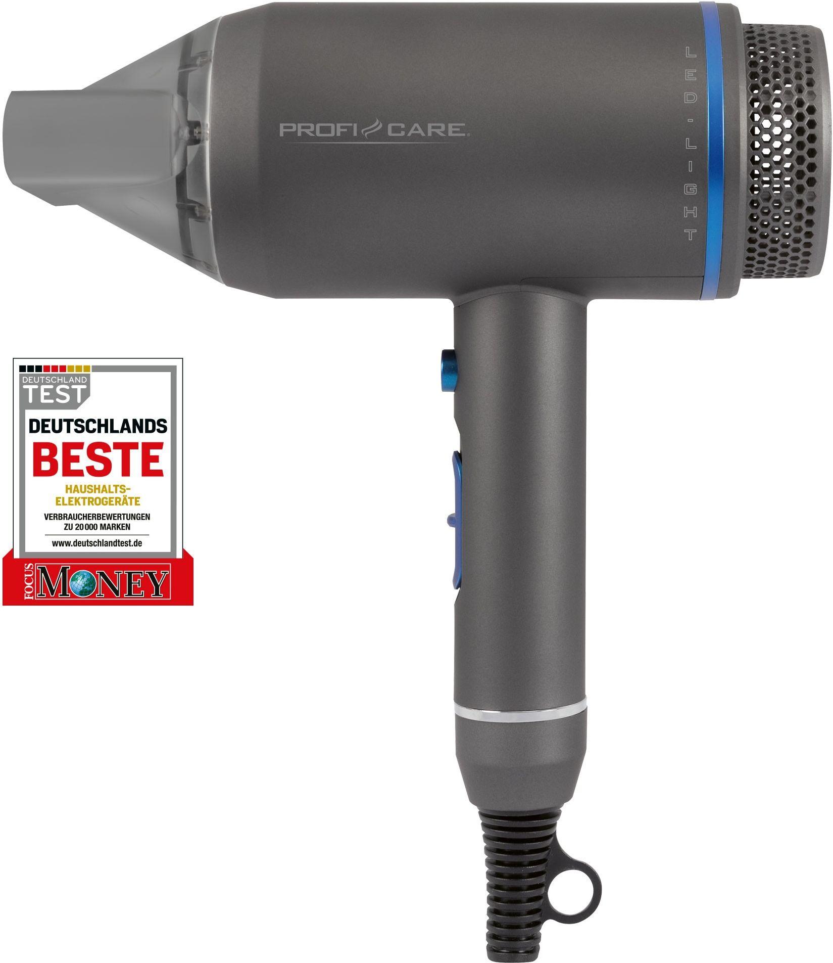 Suszarka do włosów z jonizatorem ProfiCare PC-HT 3082