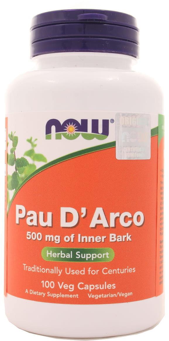 Pau darco La pacho - Now - 100kaps