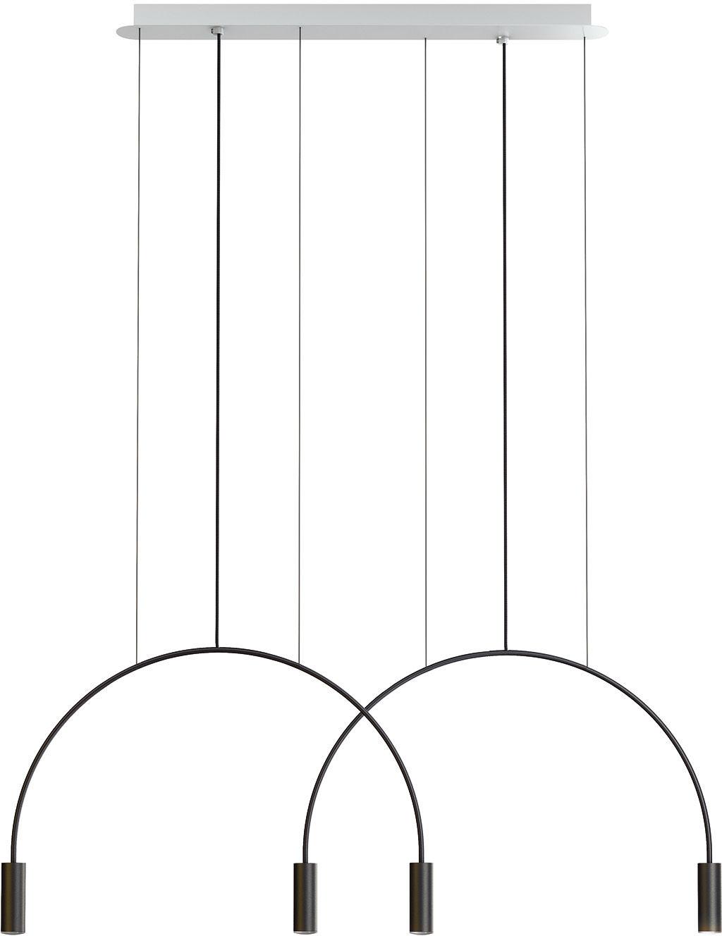 Lampa wisząca Volta c Estiluz dekoracyjna oprawa w nowoczesnym stylu