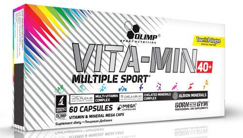 OLIMP Vita-min Multiple Sport 40+ WITAMINY