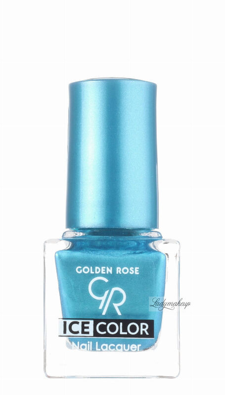 Golden Rose - Ice Color Nail Lacquer  Lakier do paznokci - 155