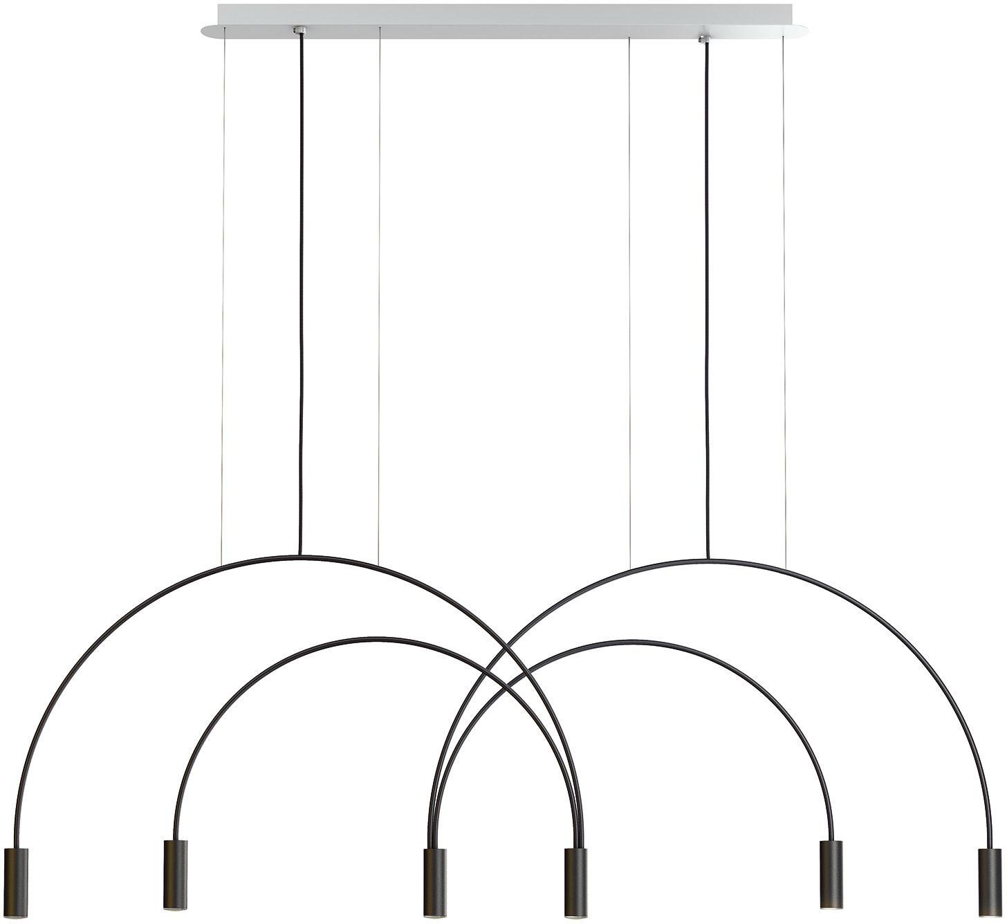 Lampa wisząca Volta L92.2T Estiluz dekoracyjna oprawa w nowoczesnym stylu