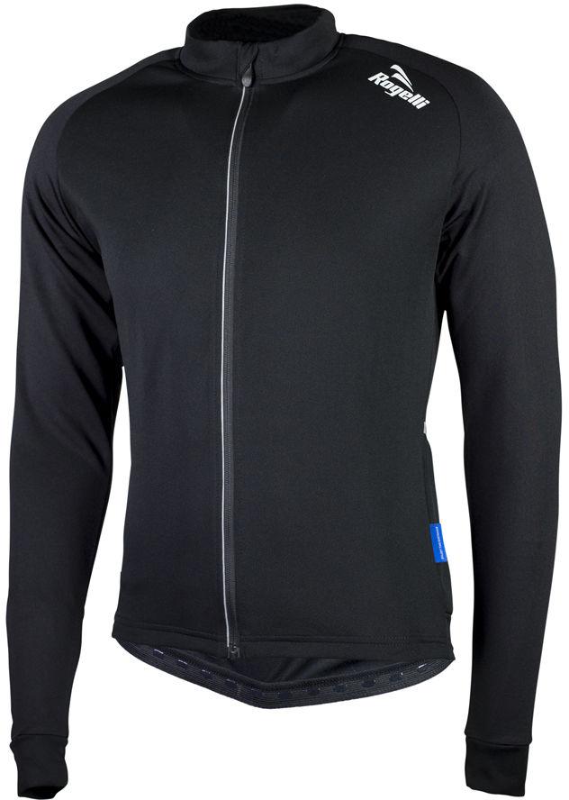 ROGELLI BIKE 001.524 CALUSO 2.0 bluza rowerowa czarna Rozmiar: XL,rogelli caluso 2.0 black