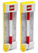 LEGO 51475 1 Długopis Żelowy Czerwony