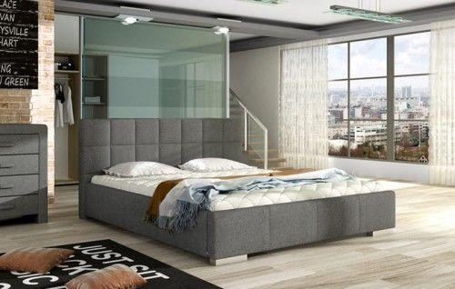 Łóżko tapicerowane 81274