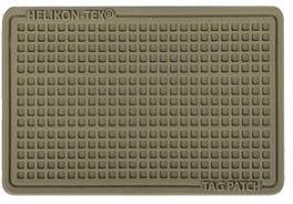 Naszywka Helikon Tag Patch 3szt. Coyote(OD-TP4-RB-11) H