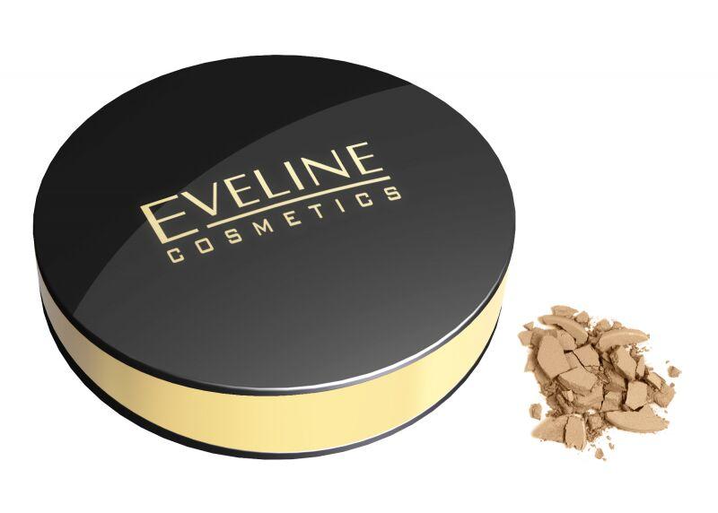 Eveline Cosmetics - Celebrities Beauty Powder - Puder mineralny w kamieniu - 23 SAND
