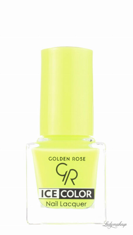 Golden Rose - Ice Color Nail Lacquer  Lakier do paznokci - 203