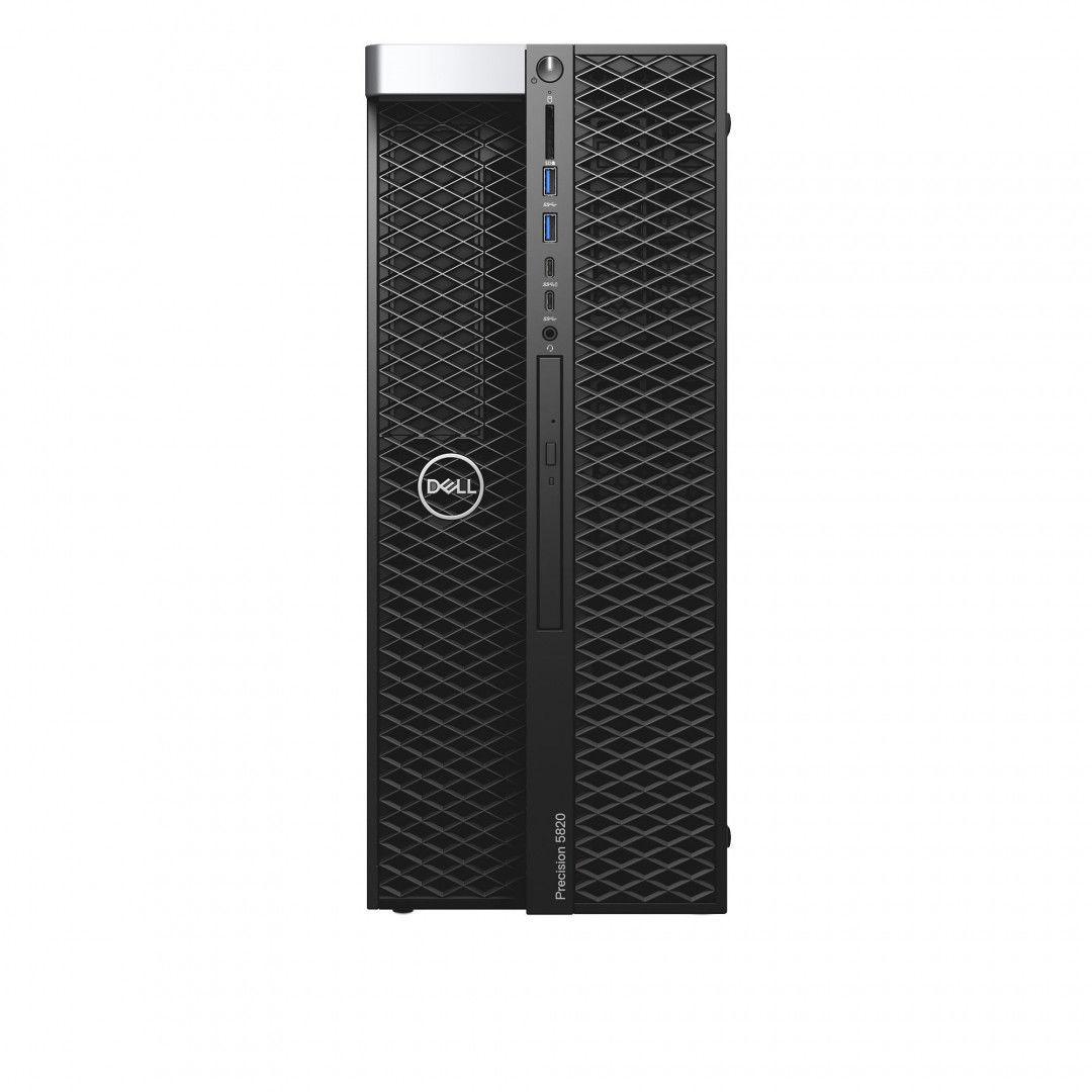 Komputer DELL Precision T5820 Xeon W-2102 32GB 1TB P2000 DVD vPro W7 W10P 3YNBD