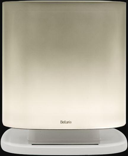 Oczyszczacz powietrza Falmec BELLARIA ROUND szkło szare BRGL24.00#G2806EU1F