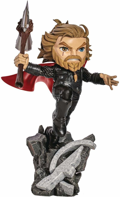Iron Studios - Minico Avengers Endgame Thor Vinyl Statue