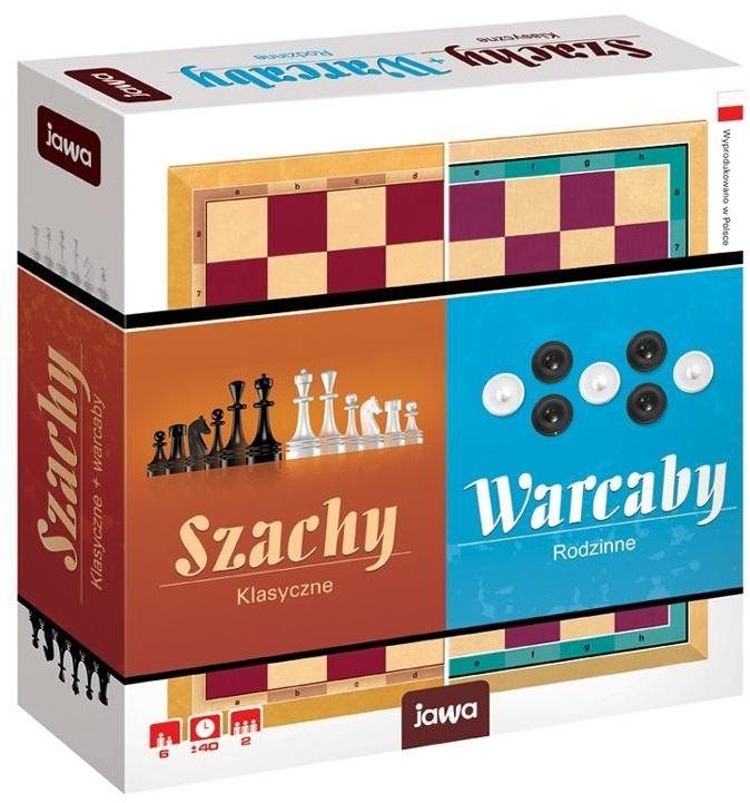 Gra Szachy i Warcaby (GXP-783057)
