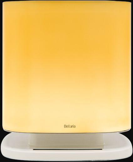 Oczyszczacz powietrza Falmec BELLARIA ROUND szkło żółte BRGL24.00#G1806EU1F