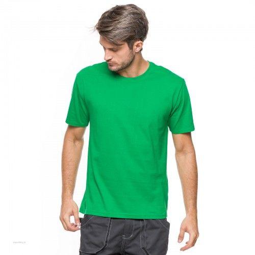 Koszulka T-shirt LAVO w kolorze zielonym
