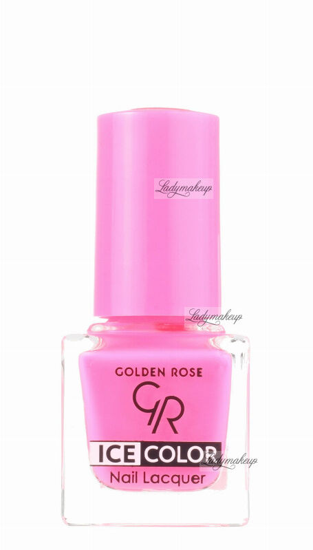 Golden Rose - Ice Color Nail Lacquer  Lakier do paznokci - 201