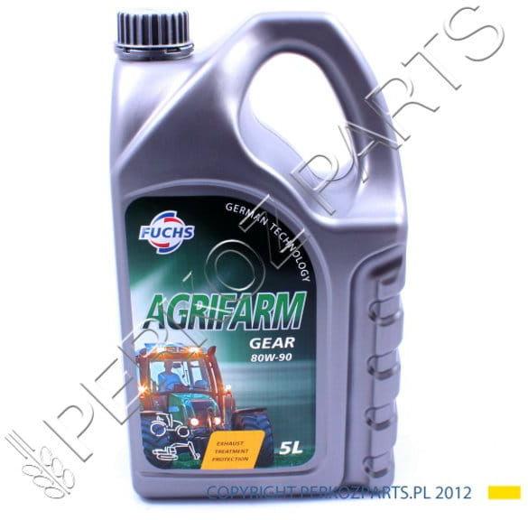 OLEJ FUCHS AGRIFARM GEAR 80W90 BAŃKA 5L