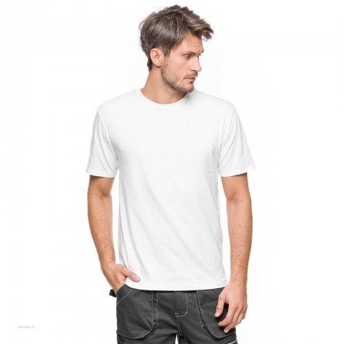 Koszulka T-shirt LAVO w kolorze białym