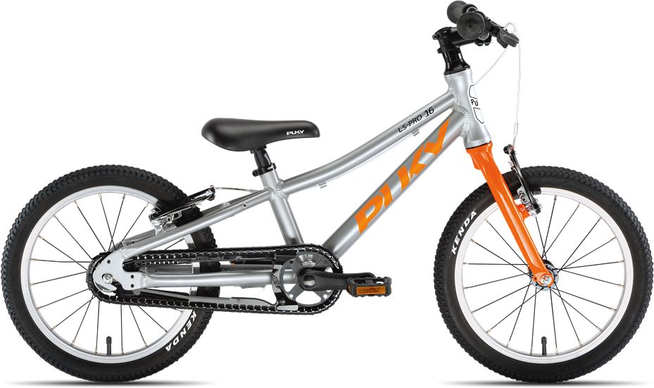 PUKY rower LS-PRO 16-1 Alu Orange 4407