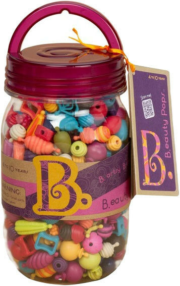 B.toys - pop - Arty! - Zestaw do Biżuterii - 275 Elementów