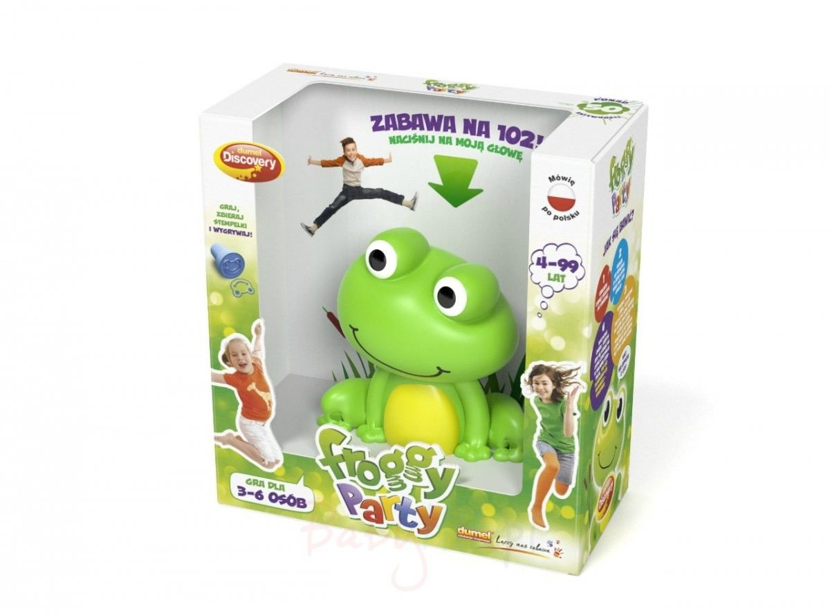 Dumel - Froggy party 61645