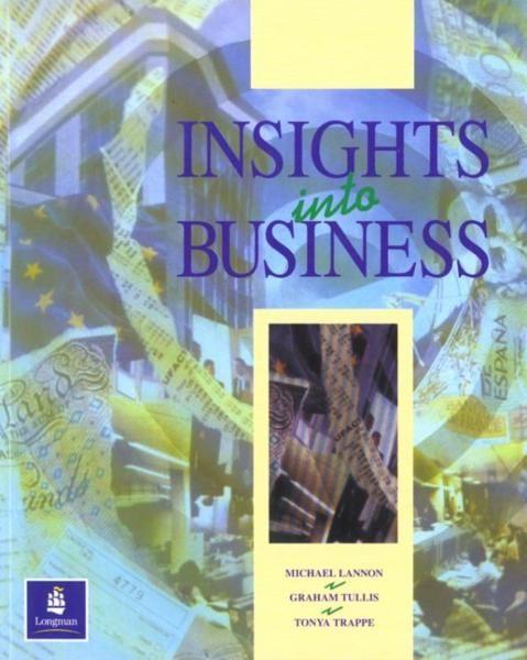 Insights into business- podręcznik