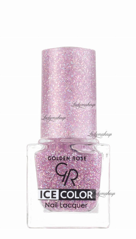 Golden Rose - Ice Color Nail Lacquer  Lakier do paznokci - 195