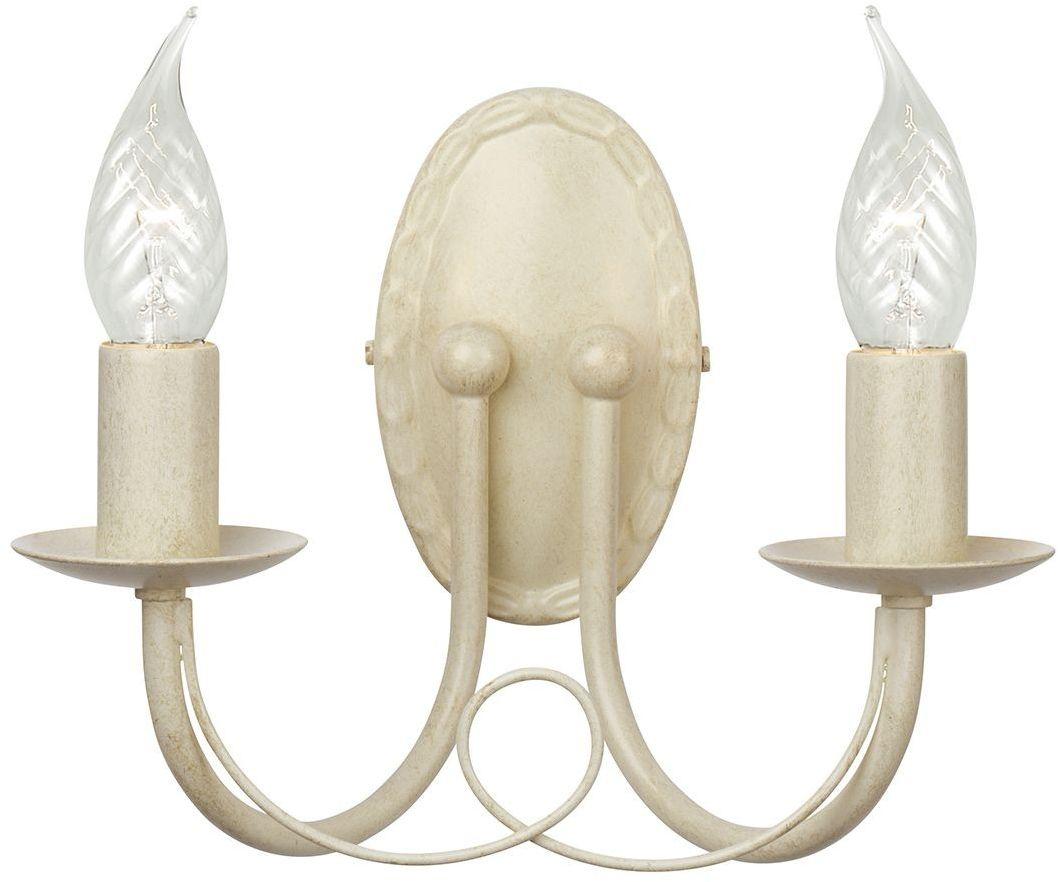 Minster Ivory Gold - Elstead Lighting - kinkiet klasyczny
