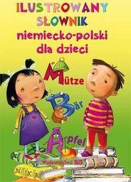 Ilustrowany słownik niemiecko-polski dla dzieci ZAKŁADKA DO KSIĄŻEK GRATIS DO KAŻDEGO ZAMÓWIENIA