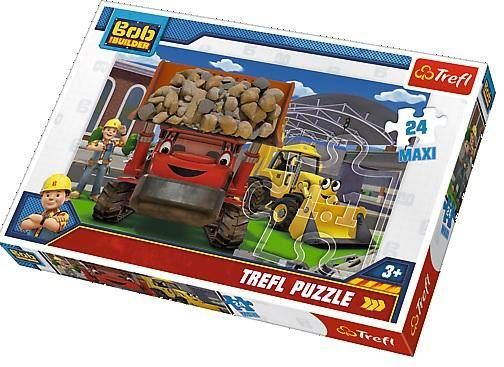 Puzzle 24 maxi Damy radę! TREFL