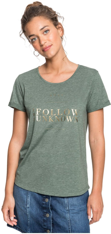 t-shirt damski ROXY CALL IT DREAMING TEE Cilantro - GZG0