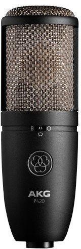 AKG P420 - mikrofon pojemnościowy