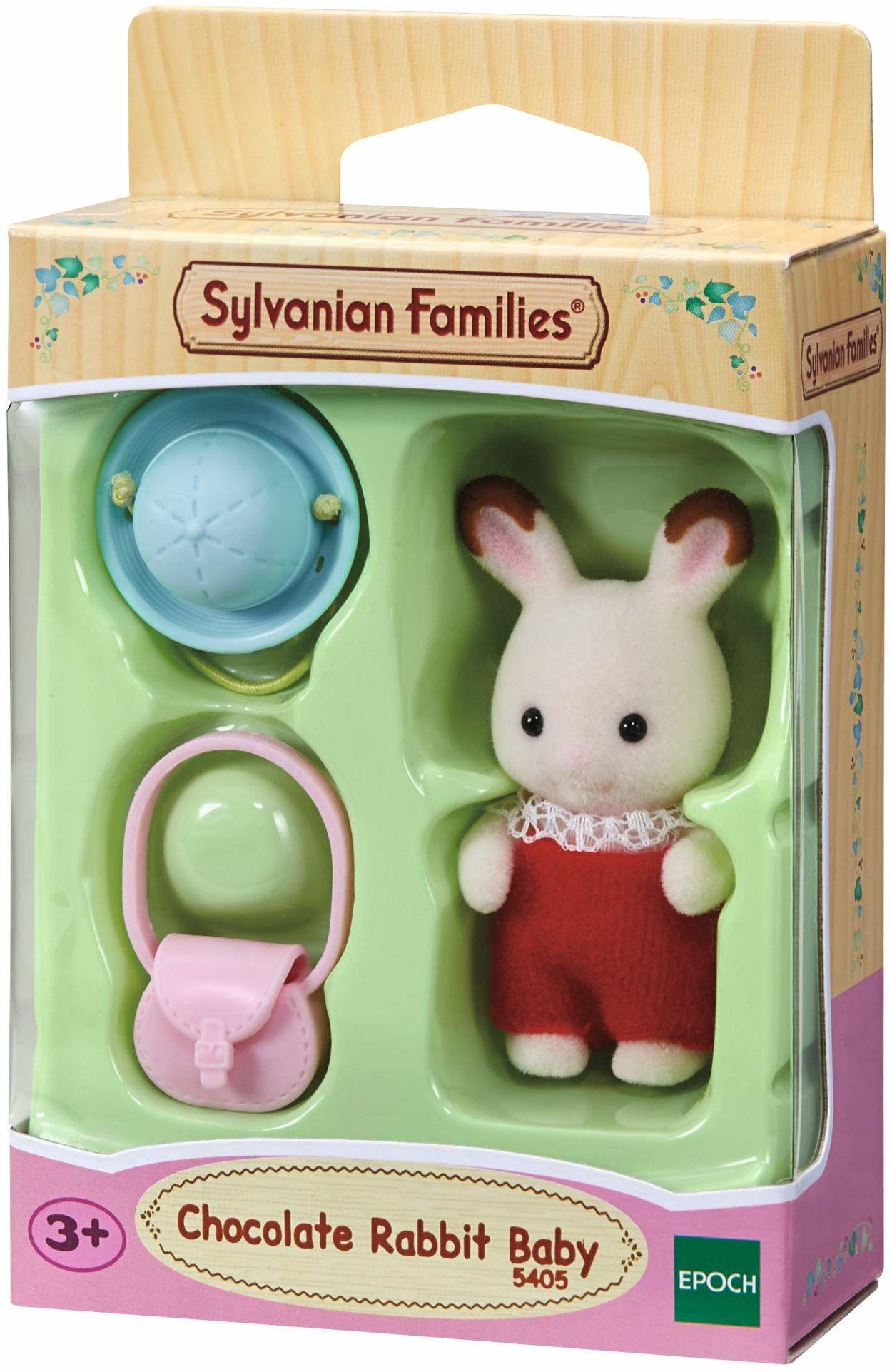 Sylvanian Families 5405 czekoladowy królik figurka dla niemowląt