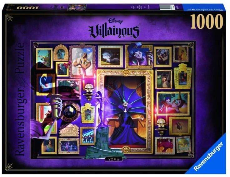 Puzzle 1000 Villainous. Yzma - Ravensburger