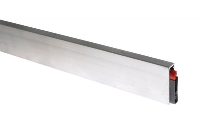 Listwa uszczelniająca progowa opadająca PLANET US-FH+RD, do drzwi p.poż. i dymoszczelnych,L-1210 mm LI-PL-055