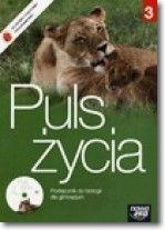 Puls życia kl.3 gim podręcznik+cd