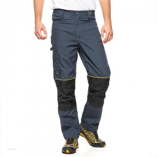 Spodnie do pasa FALCON AVACORE grafit z żółtym