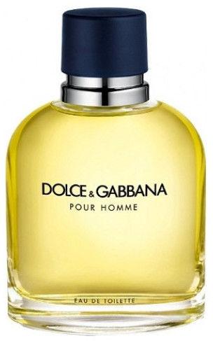 POUR HOMME - Dolce&Gabbana Woda toaletowa 75 ml