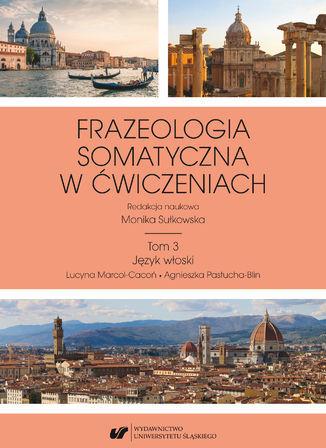 Frazeologia somatyczna w ćwiczeniach T. 3: Język włoski - Ebook.