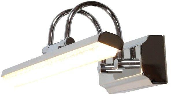 Kinkiet LED Gizel 5 W 4000 K chrom