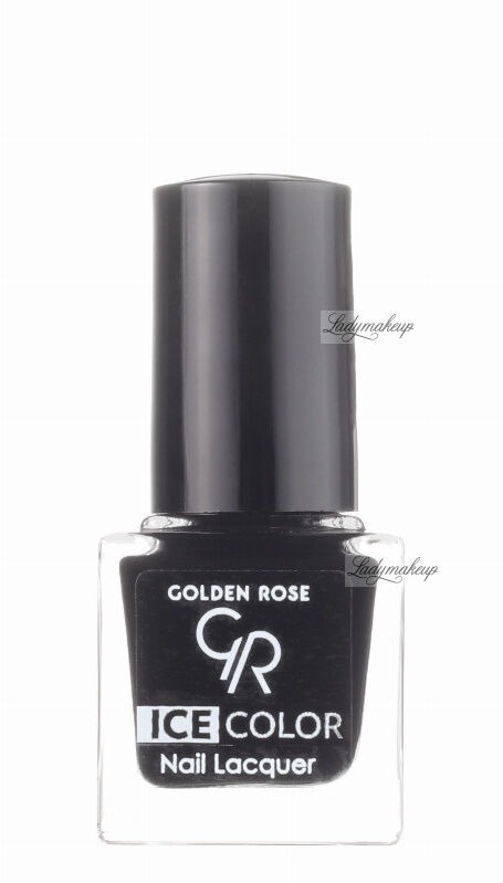 Golden Rose - Ice Color Nail Lacquer  Lakier do paznokci - 162