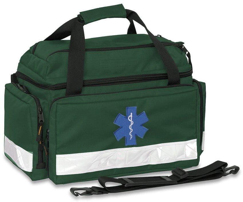 Torba medyczna medic bag basic zielona