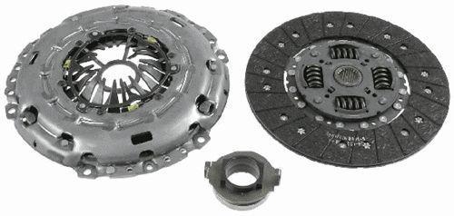 sprzęgło Ranger 2.5 3.0 TDCi - Sachs 3000951921
