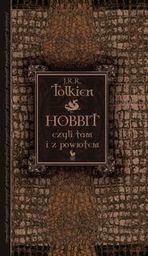 Hobbit czyli tam i z powrotem ZAKŁADKA DO KSIĄŻEK GRATIS DO KAŻDEGO ZAMÓWIENIA