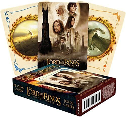 Lord of the Rings karty do gry The Two Towers