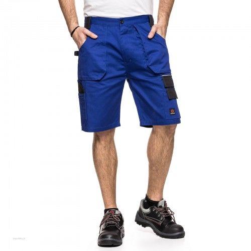 Spodnie do pasa krótkie HELIOS AVACORE w kolorze niebiesko-czarnym