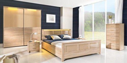 Łóżko Cremona