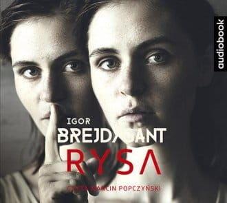 Rysa Igor Brejdygant Audiobook mp3 CD
