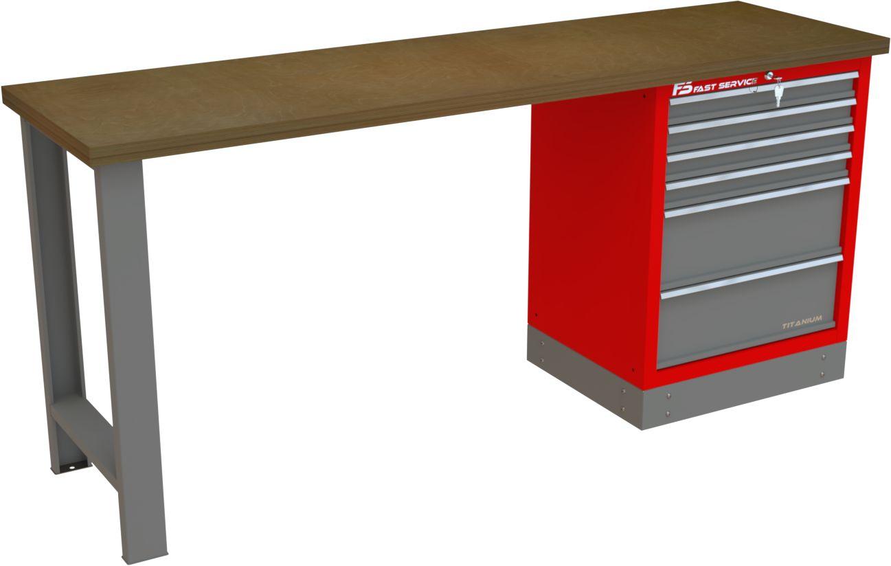 Stół warsztatowy  T-17-01