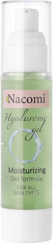 Nacomi - Hyaluronic Gel - Hialuronowe serum do twarzy w żelu